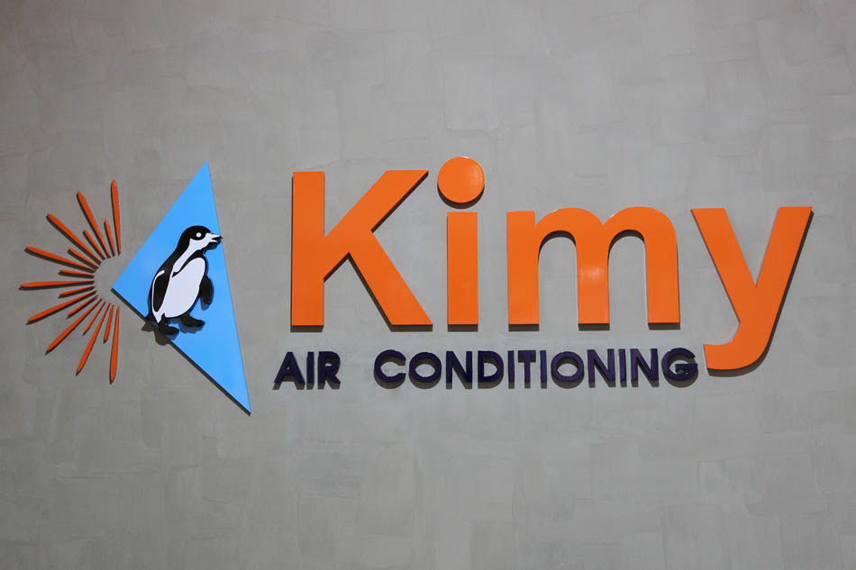 Kimy Airconditioning Showroom